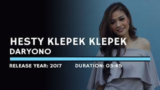 Hesty - Daryono (Karaoke Version)