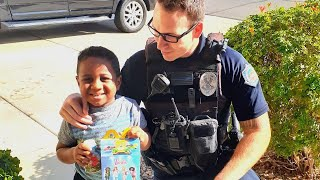 5-Year-Old Calls 911 to Get McDonald39s Happy Meal