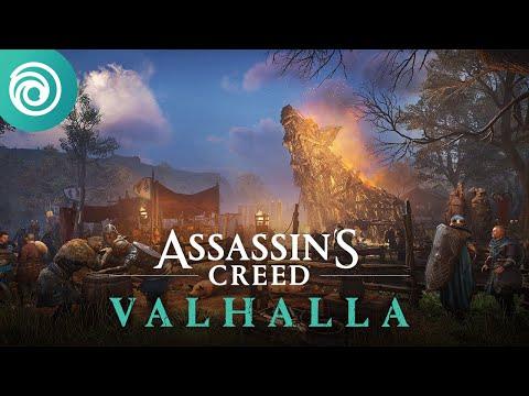 Assassin's Creed Valhalla - Mise à jour gratuite Saison de Sigrblot