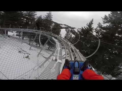 Bogus Basin Mountain Coaster