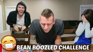 CRAZY BEAN BOOZLED CHALLENGE!
