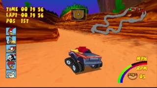 Easy Cup (Woody Woodpecker Racing)