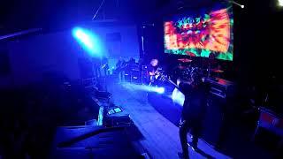 Barón Rojo - 2017-11-18 - Los rockeros van al infierno - Bogotá (Colombia) Side Cam.