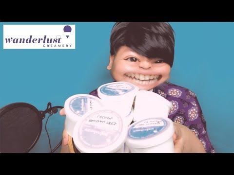 TITA CHE TASTES WANDERLUST CREAMERY ICE CREAM