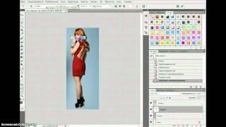 Уроки фотошопа CS5. Урок №1
