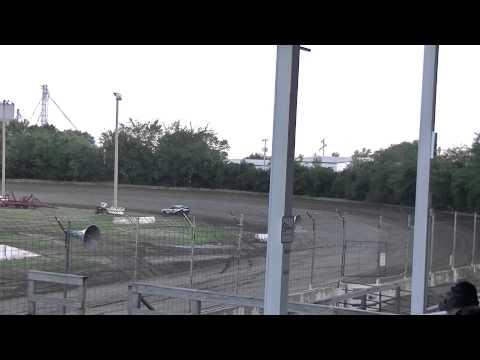 Cresco Speedway Feature 7/26/15