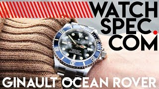 GINAULT OCEAN ROVER // THE #1 BEST SUBMARINER HOMAGE?