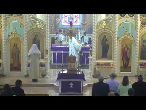 Michael Foster Ordination To The Deaconate