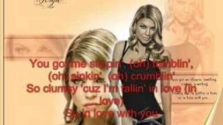 Karaoke - Clumsy - Fergie