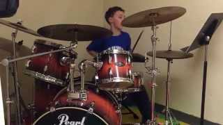 Download 10 year old boy plays Girls, Girls, Girls... Watch out Tommy Lee... MP3 song and Music Video