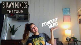 concert vlog! (shawn mendes edition)
