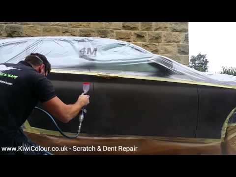 Mobile Scratch & Dent repairs. How it's done