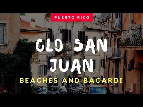 Old San Juan: San Juan, Puerto Rico (Sept. 2016)