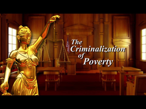 KLRC - The Criminalization of Poverty