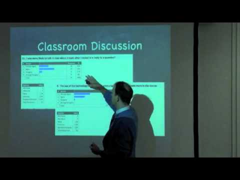 Engaging Students In Larger Classes With Technology
