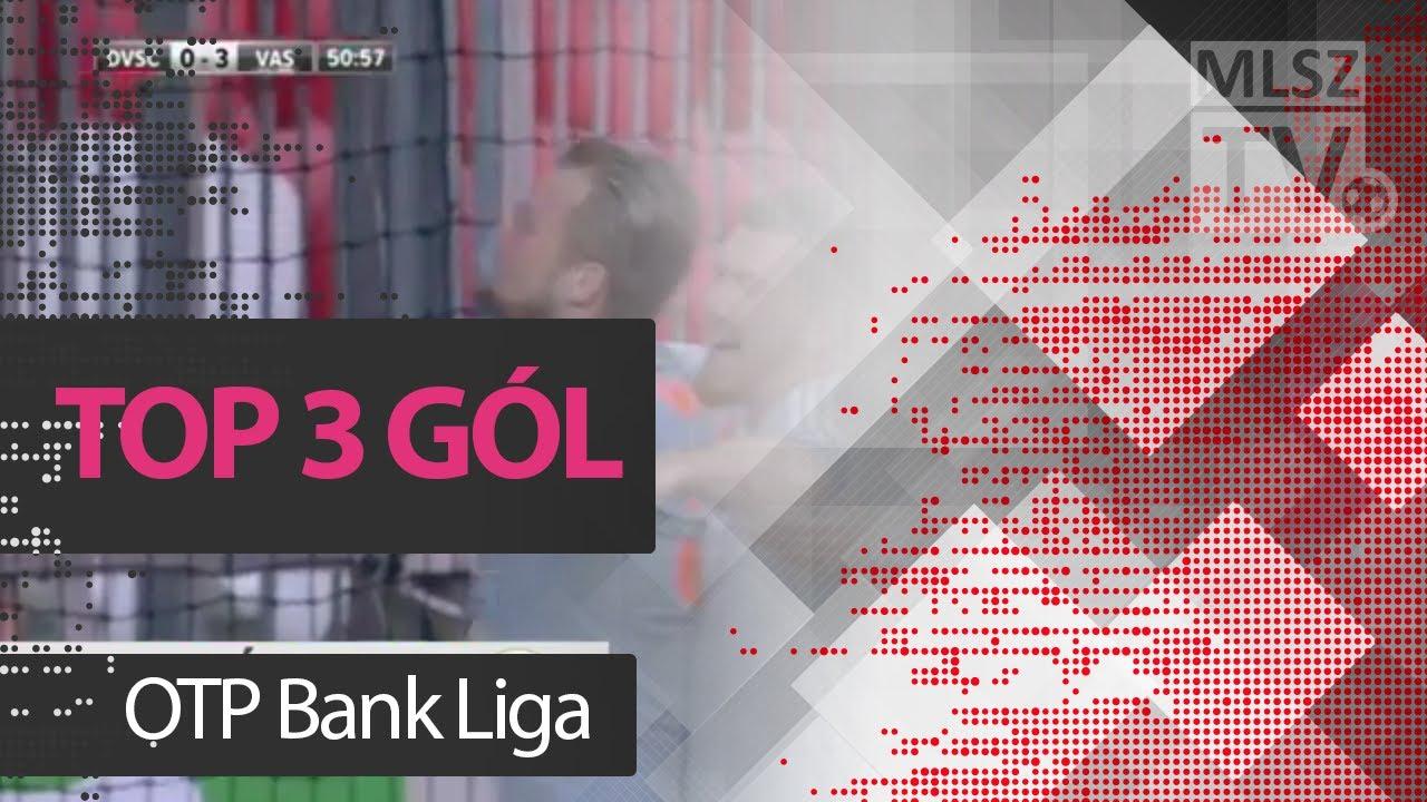 TOP 3 GÓL – 28. forduló | OTP Bank Liga | 2017/2018