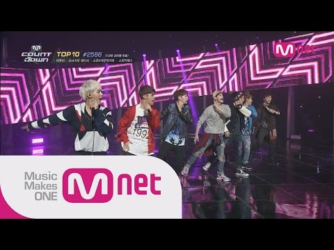 Mnet [M COUNTDOWN] Ep.397 : 비투비(BTOB) - 넌 감동이야(You're So Fly) @MCOUNTDOWN_141009