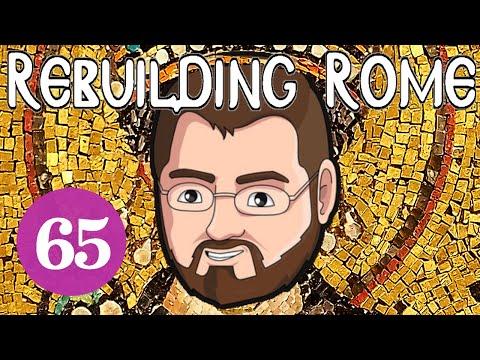 Rebuilding Rome [Part 65] Let The Autonomy Drop - Byzantium - Let's Play Europa Universalis 4