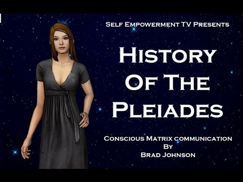 History of the Pleiades - Conscious Matrix Communication