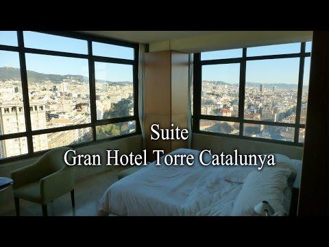 Suite Gran Hotel Torre Catalunya, Barcelona