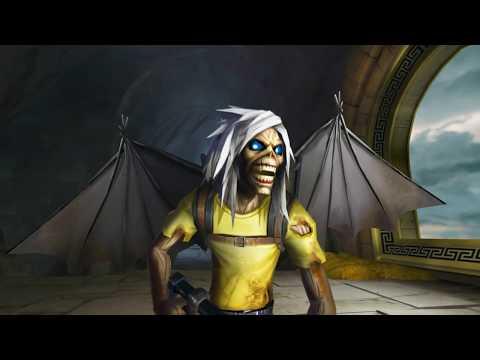 Iron Maiden: Legacy of the Beast - Flight of Icarus Eddie Arrives!