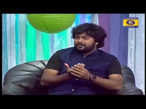 Shasank Sekhar odia singer in Hello Odisha Video