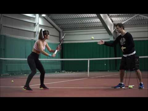 Большой теннис в Москве: занятия в секции большого тенниса