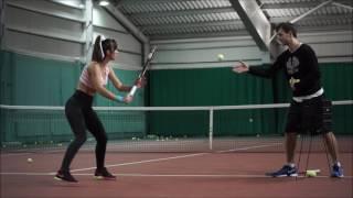 Уроки тенниса для взрослых в Москве