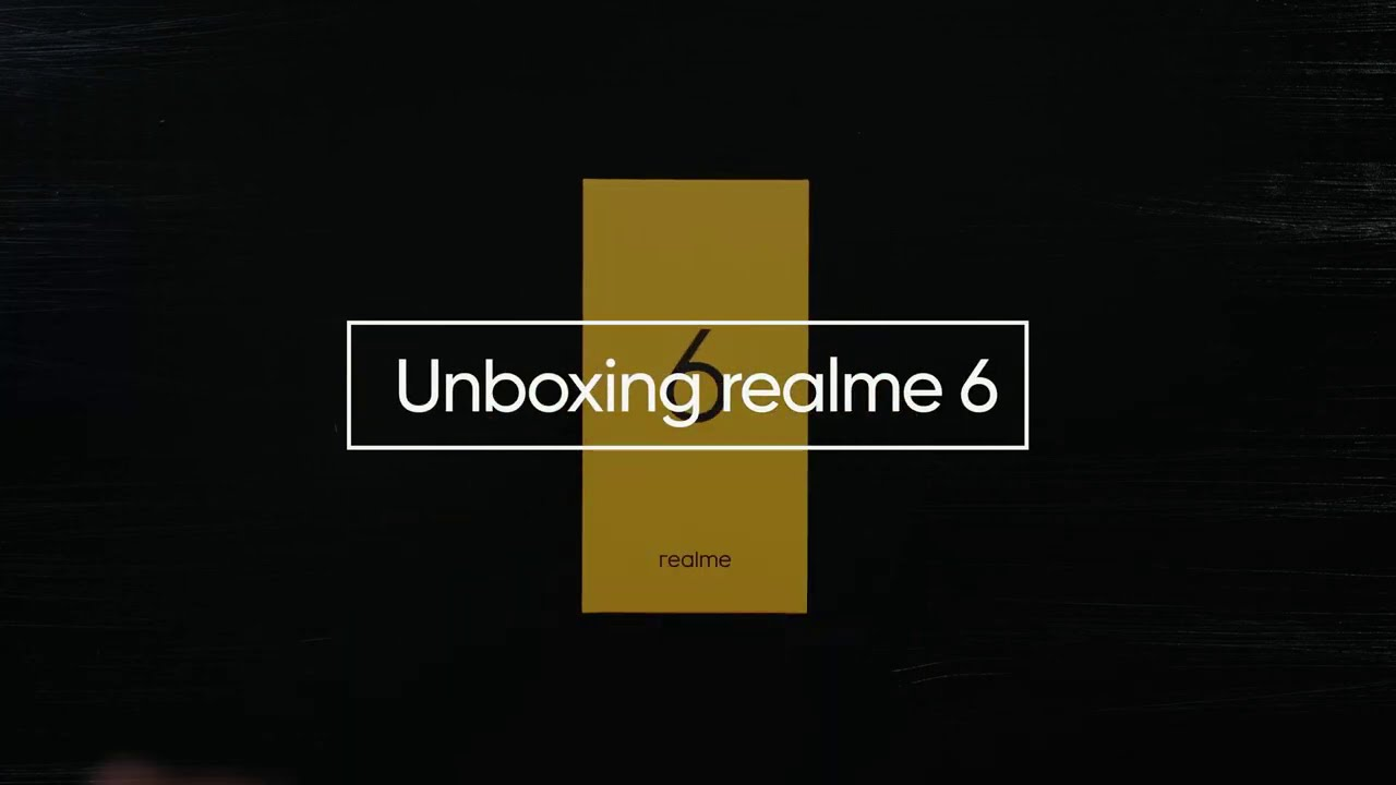 Unboxing The Most Powerful Flagship Terminator- realme 6 | Price: 22,990 Taka