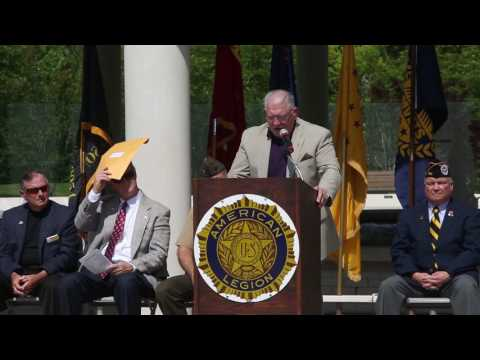 Vietnam Recognition Ceremony