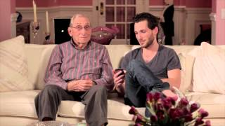 Grandfather Learns to Sext