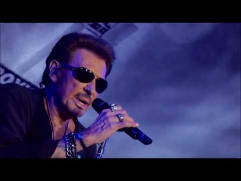 """Johnny Hallyday  - Rester Vivant Tour: Extrait """"Quelque chose de Tennessee"""""""