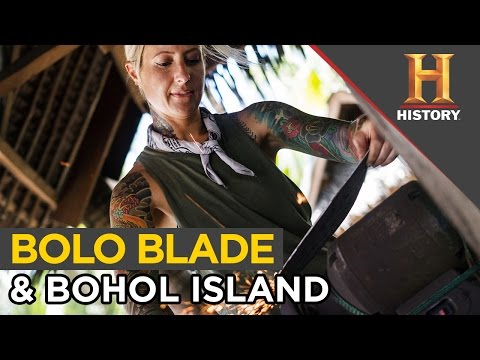 Bolo Blade and the History of Island of Bohol, Philippines | Ride N' Seek Philippines S4