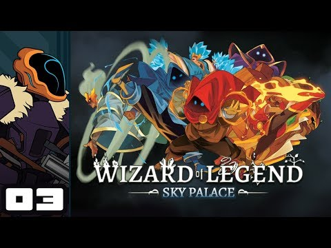 Let's Play Wizard Of Legend [Sky Palace Update] - PC Gameplay Part 3 - Wavegunner