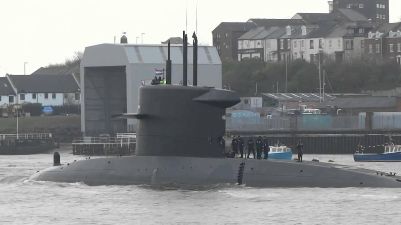 70 – In deepest secrecy: Cold War Dutch submarine espionage