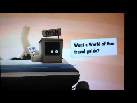 World Of Goo - IPad HD Ending...