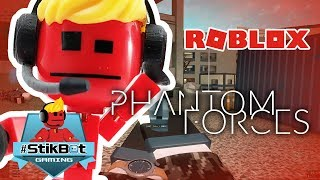 Stikbot Gaming 🎮 | ROBLOX - (New Steel II) Phantom Forces
