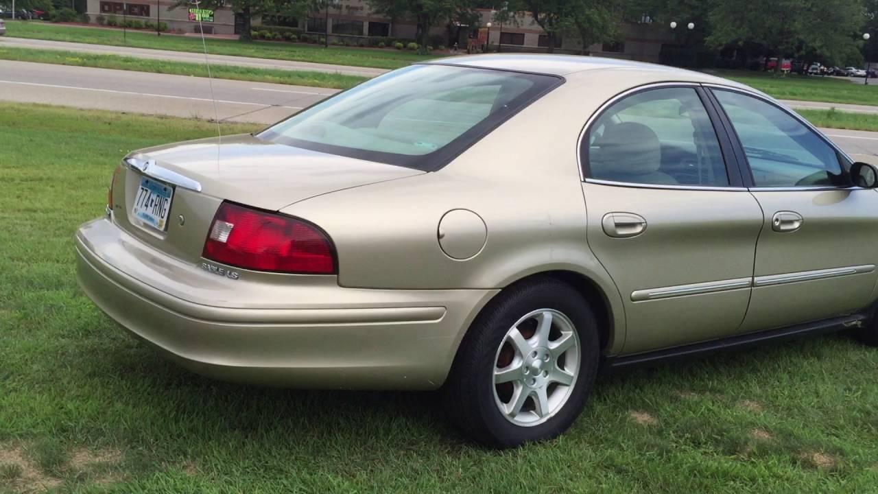 2000 Mercury Sable Ls Used Cars Minneapolis Minnesota