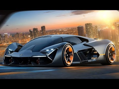 TOP 10 ELECTRIC Concept Cars