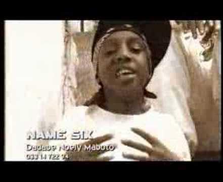 Name Six - Dadabe Noely maboto