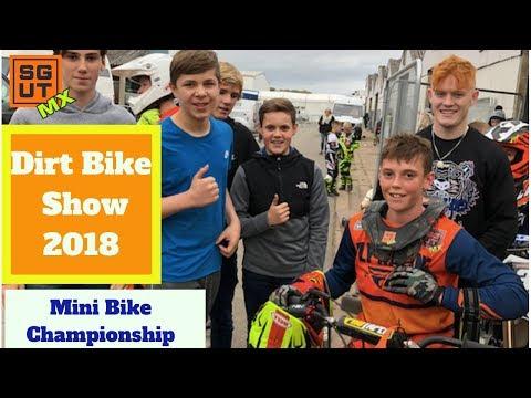 Dirt Bike Show Mini Bike Champ...