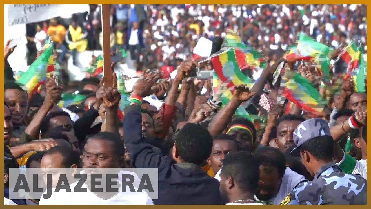 ?? Ethiopia: Grenade attack caused blast at rally for PM Abiy Ahmed | Al Jazeera English