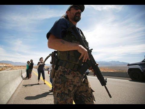 FBI Finally Investigating Cliven Bundy Militia