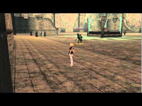 Ertheia - Hydro attack skill