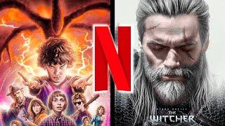 ТОП-10 ОЖИДАЕМЫХ сериалов и фильмов Netflix 2019