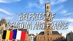 Belgium 🇧🇪 - UNESCO World Heritage Sites