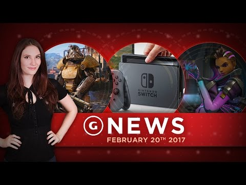 Blizzard Talk Overwatch's Next Hero; Bethesda's New Projects! - GS Daily News