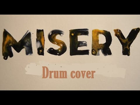 Blink 182 • Misery • DRUM COVER (NEW SONG!)