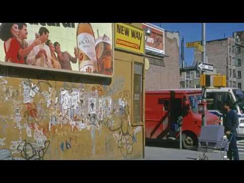 Lower East Side, Alphabet City......1980s