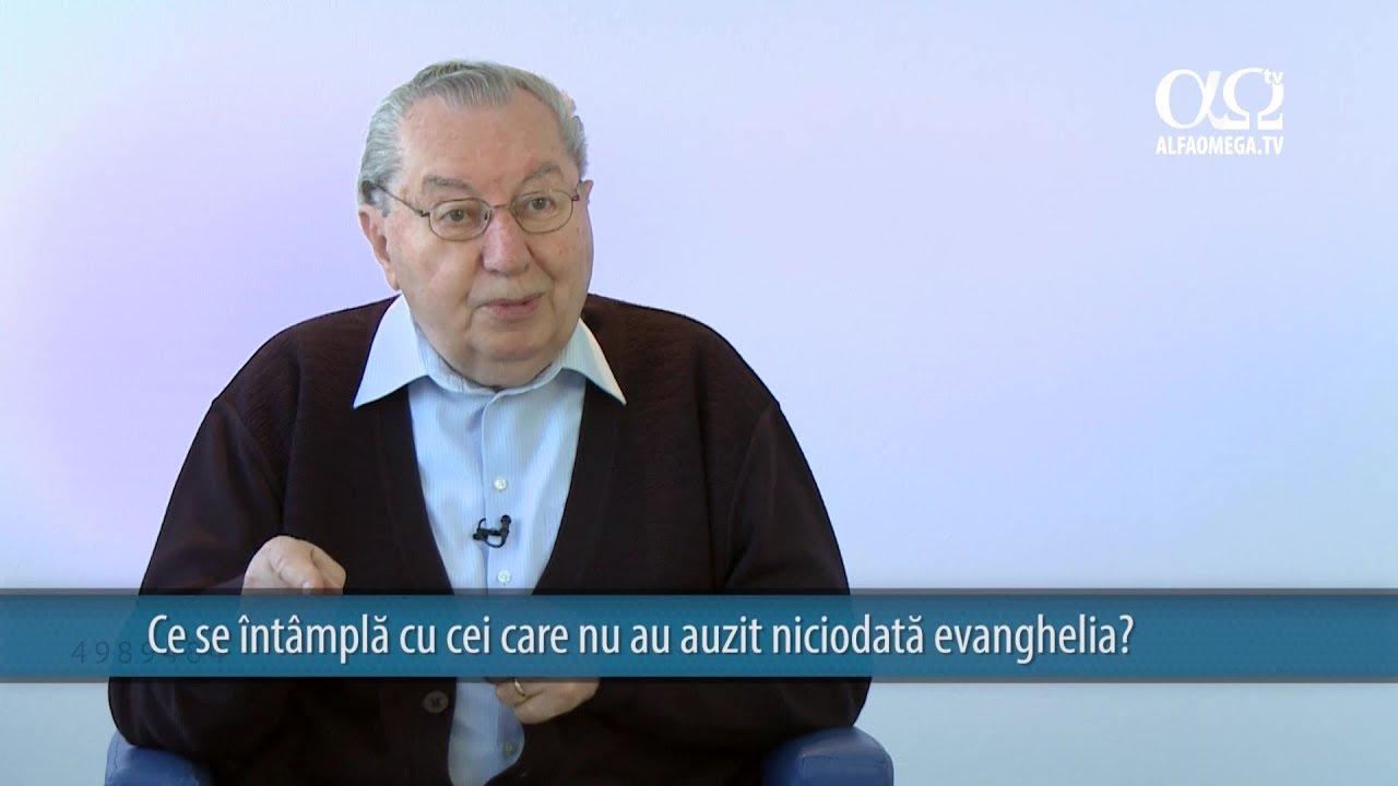 Ce se intampla cu cei care nu au auzit niciodata Evanghelia?